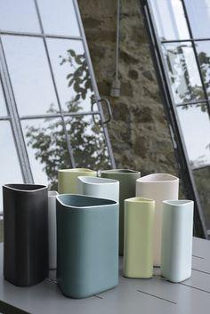 new vases pois gourmand - Collection Jars Céramistes
