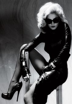 Madonna by Mert & Marcus for Interview May 2010. By Joanna on 03 May 2010 in Celebrity, Editorial, Interview, Karl Templer, Mert & Marcus