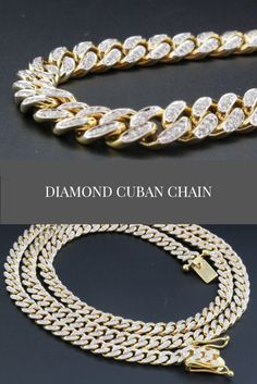 US $5,995 Genuine Diamond Miami Cuban Chain 3 Ct. 10K Yellow Gold 6.25mm 26 Inch Necklace :-) #fashiocial #Chain #Necklace #GoldNecklace #GoldChain #GoldChoker #MensGoldChain #MiamiCubanNecklace #MiamiCuban #MiamiCubanChain #Natural #Diamonds #Diamond #Loose #NaturalDiamonds #LooseNaturalDiamonds #NaturalLooseDiamond #LooseDiamond #WhiteDiamond #Cushion #Emerald #Heart #Marquise #Oval #Pear #Princess #Round #Fancy #CushionDiamond #EmeraldDiamond #HeartDiamond #MarquiseDiamond #OvalDiamond
