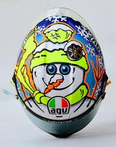 Rossi's Sepang Test 2016 helmet