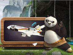 Hainan Airlines cherche une livrée Kung Fu Panda
