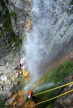 Arta's waterfall, Tzoumerka