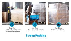 Very strong sublimation paper packing, do not have to worry about the safe shipping. www.brosublimationpaper.com