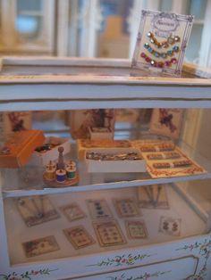Miniature haberdashery