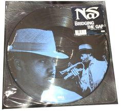 "Nas – Bridging The Gap Picture Disc 12"" Vinyl HIP HOP #uniqbeats #ebay #ebayuk"