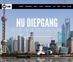 NU Diepgang homepage