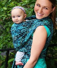 9e4f2362175 This Galileo Green Hybrid Wrap is perfect!  zulilyfinds Stretches