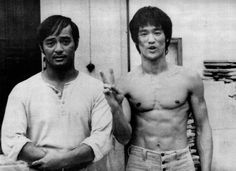 Bruce and Dan Inosanto
