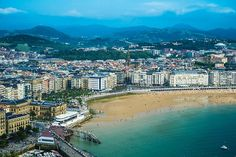 A gorgeous beach view in San Sebastián #Spain...  Who would you take? . . . . . #traveling #visiting #instatravel #instago #instagood #trip #holiday #vacation #travel #photooftheday #travelling #tourism #tourist #instapassport #instatraveling #mytravelgram #travelgram #travelingram #igtravel #travelopo #travelstagram #tripstagram #vacationmode #holidayfun #roundtheworld #VisitSpain #SanSebastian #VisitSanSebastian