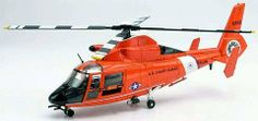 New Ray 1/48 US Coast Guard Eurocopter HH65-C Dolphin by New-Ray. $21.76. This is the New Ray 1/48 scale Dauphin HH-65A US Coast Guard Die Cast Model Suitable for Ages 8 & Older.FEATURES: A scaled, die cast metal replica with authentic US Coast Guard paint scheme and markings Rotating main and tail rotors Retractable landing gear Opening fuselage door Detailed cockpit and cargo areaINCLUDES: One US Coast Guard Dauphin HH-65A HelicopterSPECS: Scale: 1:48 Overall Length: 9-...