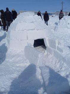 Iqaluit Igloo - Meeka