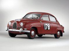 Saab 96 Rally Car '1960–65