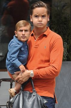 Omgosh this made me laugh, but probably soon to be true!!! Scott n Mason.