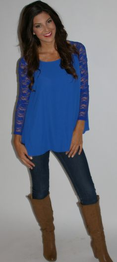 Blue Lace Piko-Style