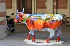 Bernard Cadène - Cow Parade
