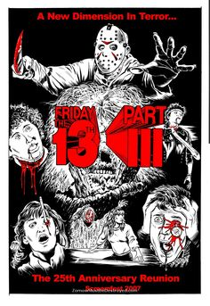 Friday the 13th III (1982)