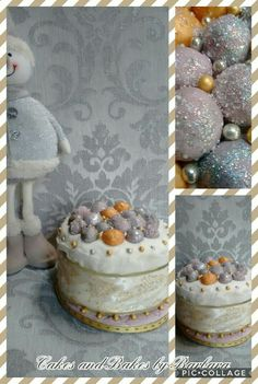 Christmas Cakes, Desserts, Food, Tailgate Desserts, Xmas Cakes, Meal, Deserts, Essen, Dessert
