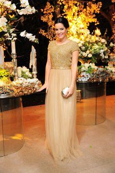 Mariah Vestido Patricia Bonaldi; clutch Serpui Marie #Brazilian