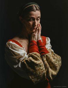 Gorgeous Fine Art Portrait Photography by Horacio Cassadey
