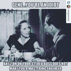 #Repost @mojoemix sadly d concept of mastering of so called #sound #engineersand #people to follow them as they dont knw the real #process and throwing limiter doesn't costs much so by d rule of #cheaper is #better such #idiots gets #works and #spoils whole #audio scene of the #industry#Nashville #mixing #studiohumor #studiolife #swapnish #mix #master #record #engineer #sounddesign #music #musician #creative #art
