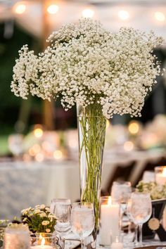 Large Wedding Flowers