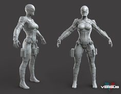 ArtStation - Swift Zbrush sculpt - Modern Combat Versus - Gameloft, Rodrigue Pralier