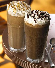Iced Chocolate Mocha<3