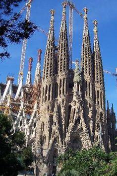 Barcelona, great city