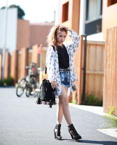 Chloe Ting, Fashion