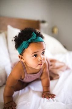 Thick Retro Knot // Wintermint - Wunderkin Co. Our 2018 fall collection is here! Handmade bow for your free spirited baby, toddler or little girl. Each of our hair accessories is handmade by women in the USA and guaranteed for life. Pick your favorite bo Little Girl Boots, Little Girls, Newborn Girl Outfits, Kids Outfits, Beautiful Children, Beautiful Babies, Handmade Hair Bows, Super Hair, Stylish Kids