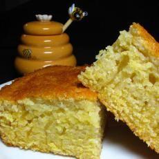 Honey Sweet Cornbread