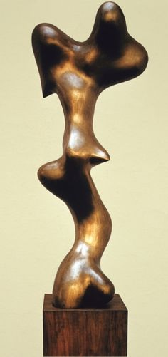 "Jean / Hans Arp (German, French 1886-1996) | ""Growth"" | 1938"