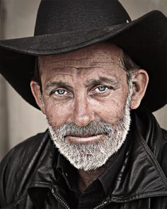 Cowboy Portrait by jonny-island