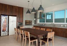 Harmonia total no décor. Veja: http://www.casadevalentina.com.br/projetos/detalhes/harmonia-total-604 #decor #decoracao #interior #design #casa #home #house #idea #ideia #detalhes #details #style #estilo #cozy #aconchego #conforto #harmony #harmonia #casadevalentina #diningroom #saladejantar