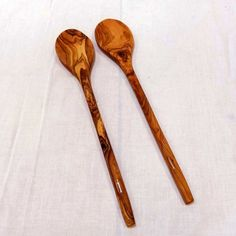 Handmade Wooden Spoon Oval - solivewood.com