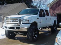 pictures of your lifted trucks - Page 13 - Ford Powerstroke Diesel ...