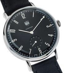 DUFA ドゥッファ Gropius グロピウス ドイツ製 腕時計 DF-9001-01