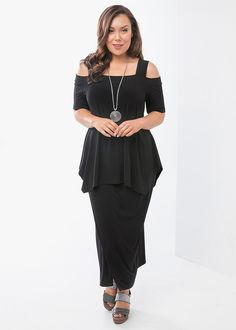 Step out in style for less with Plus Size Women's Clothing on SALE at Taking Shape. Shop sizes 12 - 24 online today and get Free Shipping in Australia Over $60  , LUNA BON BON TOP