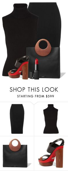 """""""Three's the Charm!"""" by lbite ❤ liked on Polyvore featuring Michael Kors and NARS Cosmetics"""