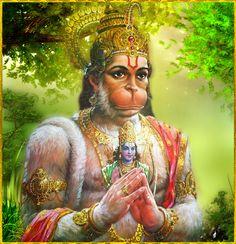 "☀ SHRI HANUMAN ॐ ☀Please read or listen to ""Bhagavad Gita as it is"" online:http://gitopanishad.com/"