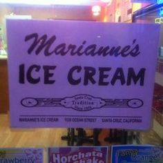 Marianne's Ice Cream - Marianne ice cream - San Jose, CA, United States, several locations