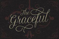 Graceful by artimasa on @creativemarket