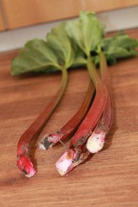rebarbora reven Vegetables, Vegetable Recipes, Veggies