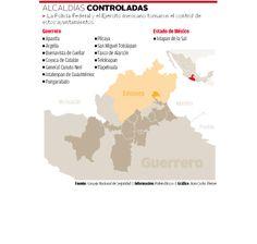 El estado de Guerrero