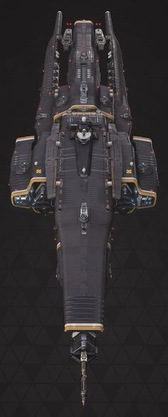 "ArtStation - Titan Defence Systems ""Equalizer"" - Fractured Space, Hans Palm:"