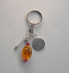 Avaimenperä #1 / Key ring by Miss Piggy