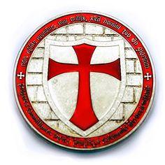 Knights Templar Coins #KnightsTemplarCoins #KnightsTemplar #Knights #Coins #Treasure #OakIsland #Religion #Kamisco