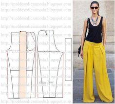 palazzo pants pattern - Google Search