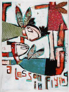 Corporate Art - Artists - Janine Daddo