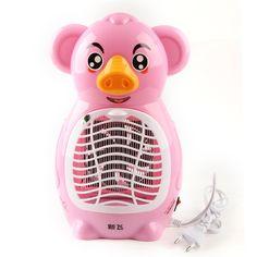 Lampu Perangkap Nyamuk Pink. 130k